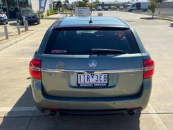 2016 Holden Commodore SV6 VF Series II MY16 Prussian Steel