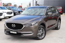 2018 Mazda CX-5 Maxx Sport KF Series Bronze