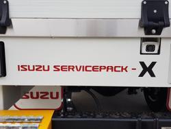 2021 Isuzu N SERIES WHITE