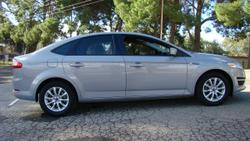 2010 Ford Mondeo LX TDCi MB MY11 Silver
