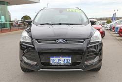 2013 Ford Kuga Trend TF AWD Black