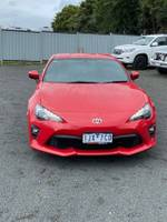 2017 Toyota 86 GTS ZN6 Red