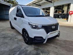 2018 Hyundai iLoad TQ3-V Series II MY18 White