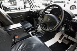 2018 Mercedes-Benz G-Class G300 CDI W461 AWD White