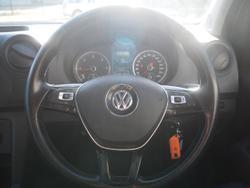 2016 Volkswagen Amarok TDI420 Core Plus 2H MY16 4X4 Constant White