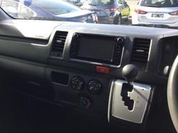 2018 Toyota Hiace TRH201R White