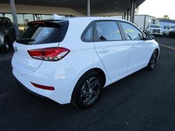 2021 Hyundai i30 PD.V4 MY21 White