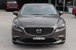 2017 Mazda 6 Touring GL Series Grey