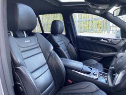2014 Mercedes-Benz M-Class ML63 AMG W166 4X4 Constant Silver
