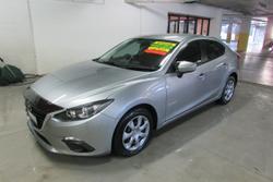 2014 Mazda 3 Neo BM Series Silver
