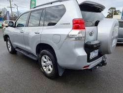 2011 Toyota Landcruiser Prado GXL KDJ150R 4X4 Constant