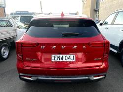 2021 Haval Jolion Lux LE A01 Mars Red