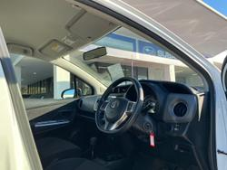 2014 Toyota Yaris Ascent NCP130R White