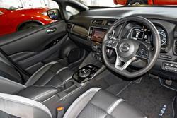 2021 Nissan LEAF e+ ZE1 Silver