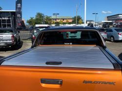 2017 Ford Ranger Wildtrak PX MkII 4X4 Dual Range Orange