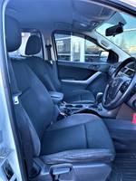 2016 Mazda BT-50 XT UR 4X4 Dual Range Cool White
