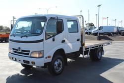 Hino Dutro  7 Seater AMP Automatic