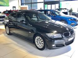 2009 BMW 3 Series 320i Executive E90 MY10 Black