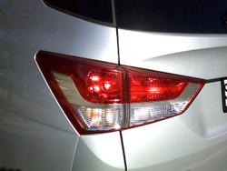 2014 SsangYong Stavic A100 MY14 Silver