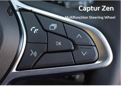 2021 Renault Captur Zen JB Red