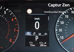 2021 Renault Captur Zen XJB Red