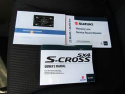 2020 Suzuki S-Cross Turbo JY Black