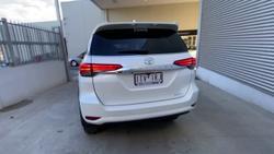 2020 Toyota Fortuner Crusade GUN156R 4X4 Dual Range White