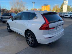 2017 Volvo XC60 D4 Inscription MY18 AWD White