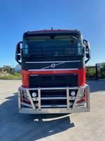 2017 Volvo FH13 FH540 6x4 Primemover Red