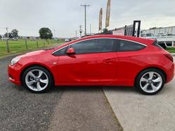 2015 Holden Astra GTC PJ MY15.5 Red