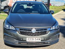2016 Holden Astra RS BK MY17 Grey