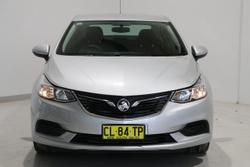 2017 Holden Astra LS BL MY17 Silver