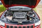 2014 Jeep Grand Cherokee Limited WK MY14 4X4 Dual Range Deep Cherry Red
