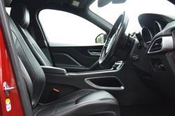 2016 Jaguar F-PACE 20d R-Sport X761 MY17 AWD Red
