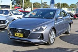 2019 Hyundai i30 Go PD.3 MY20 Iron Grey