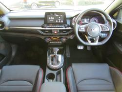 2021 Kia Cerato GT BD MY21 Blue