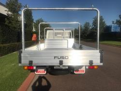 2021 FUSO CANTER