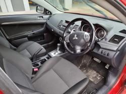 2007 Mitsubishi Lancer VR-X CJ MY08 Red