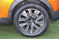 2021 Peugeot 2008 GT Sport P24 MY21 Orange