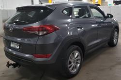 2015 Hyundai Tucson Active TLe Grey