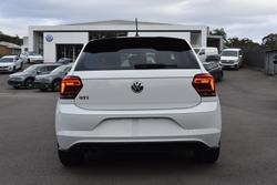 2019 Volkswagen Polo GTI AW MY20 Pure White