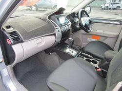 2014 Mitsubishi Challenger PC MY14 4X4 Dual Range Silver