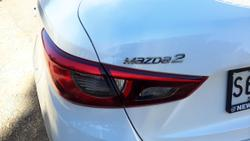 2017 Mazda 2 GT DJ Series White
