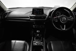 2018 Mazda 3 SP25 BN Series Soul Red Crystal