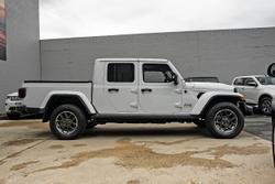 2020 Jeep Gladiator Overland JT MY20 4X4 On Demand White