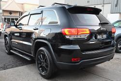 2015 Jeep Grand Cherokee Laredo WK MY15 Black