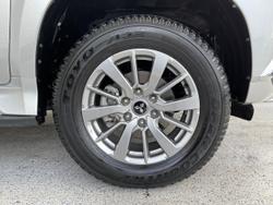 2019 Mitsubishi Pajero Sport GLX QE MY19 4X4 Dual Range Silver