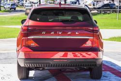2021 Haval H6 Lux B01 Red