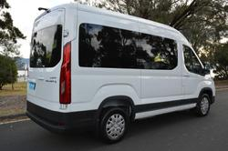 2020 LDV Deliver 9 MY21 Blanc White