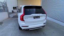 2016 Volvo XC90 T8 R-Design MY16 AWD White